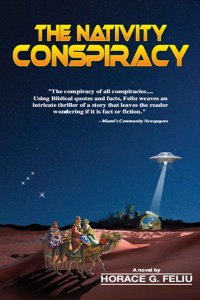 The Nativity Conspiracy cover